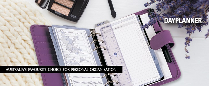 DayPlanner... Australia's Favourite Choice for Personal Organisation