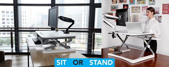 Height Adjustable Sit/Stand Desking Brochure PDF (Click to download)